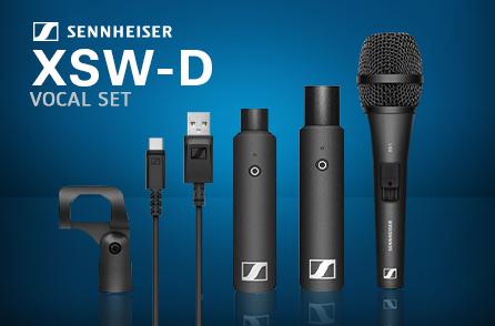 XSW Vocal Set